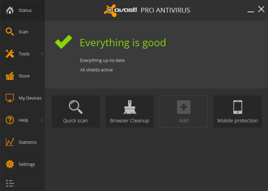 License Avast! Pro Antivirus 2015 Gratis 1 tahun