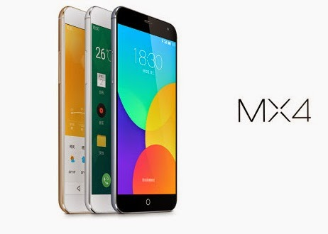 Meizu MX4 Coming There in Malaysia at the price Rp3,5 Millions