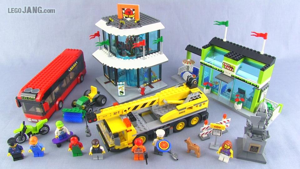 JANGBRiCKS LEGO reviews & MOCs: June 2013