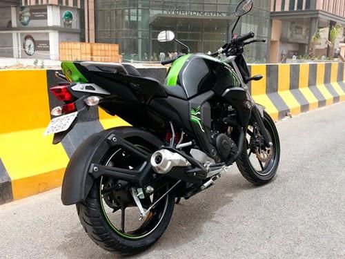 Yamaha FZS FI Phiên Bản 2.0
