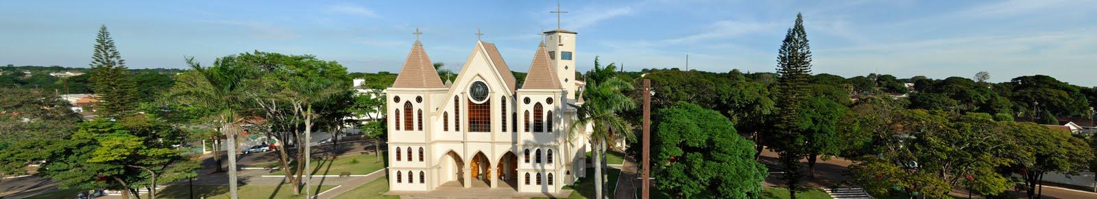 Paróquia Santo Cura d'Ars - Paiçandu (PR)