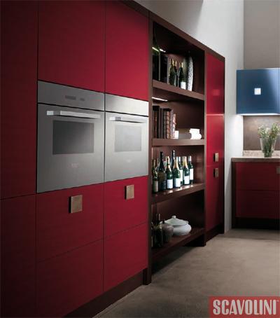 Decoraci n interior muebles de cocina ideas para for Mueble para encastrar horno y encimera