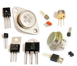 Formas físicas del transistor