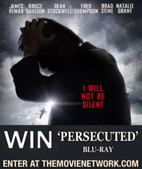 'Persecuted' Blu-Ray Giveaway via The Movie Network!