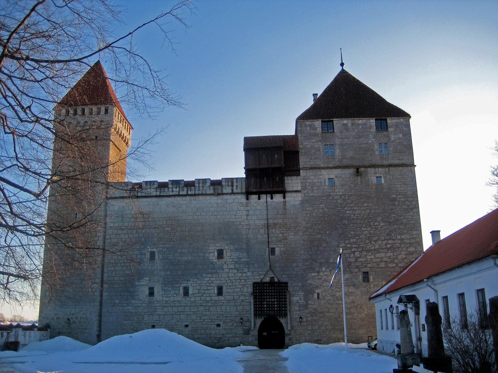 Крупнейший остров Эстонии-Сааремаа