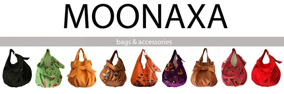 MOONAXA - torebki autorskie