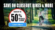 Closeout Sale!