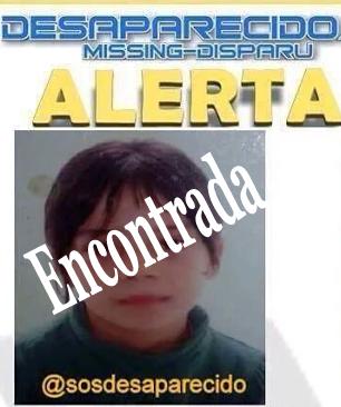 Encontrada Alicia Pargaray niña que desaparecida en Miranda de Duero