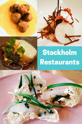 Travel the World: Five of the best restaurants in Stockholm.