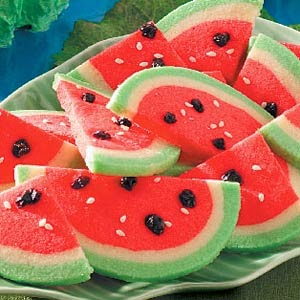 resep kue semangka