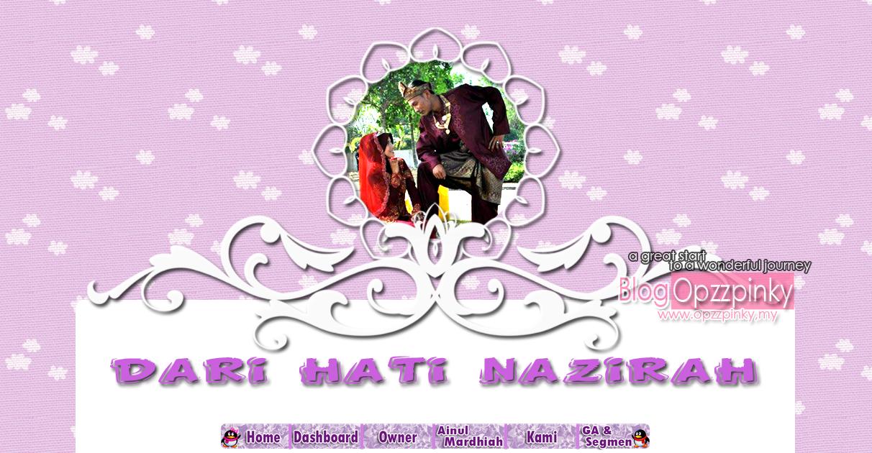 Edit Blog Nazirah