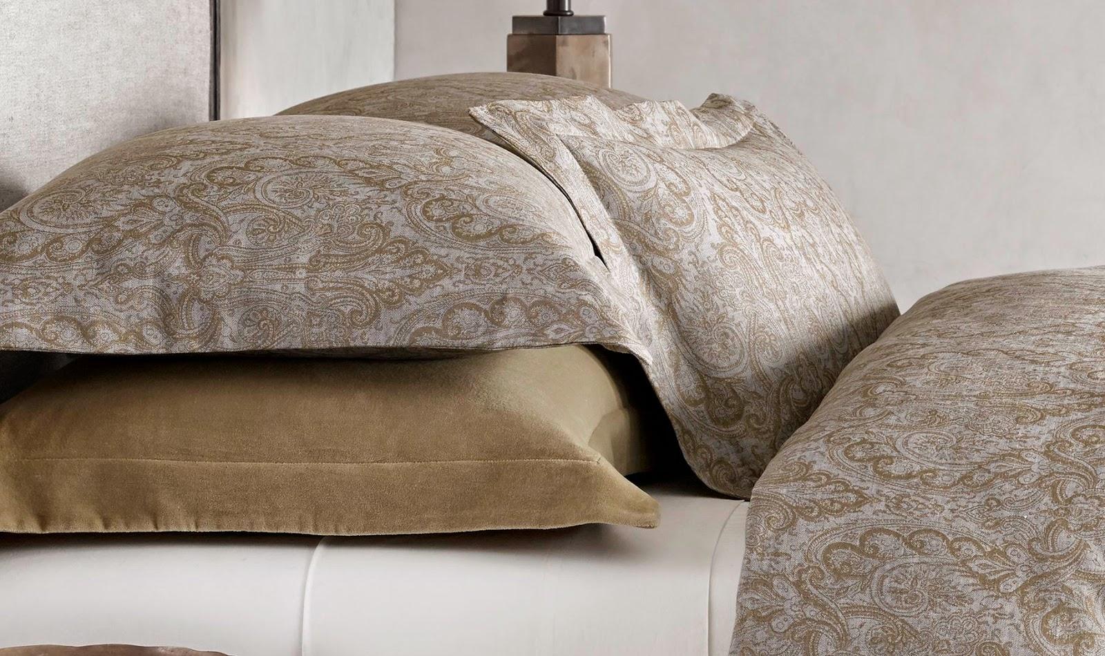 Paisley zucchi collection funda nordica tienda on line - Funda nordica beige ...