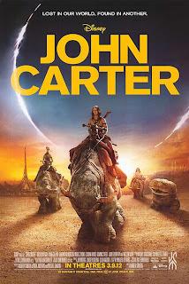 Poster - John Carter - Entre Dois Mundos