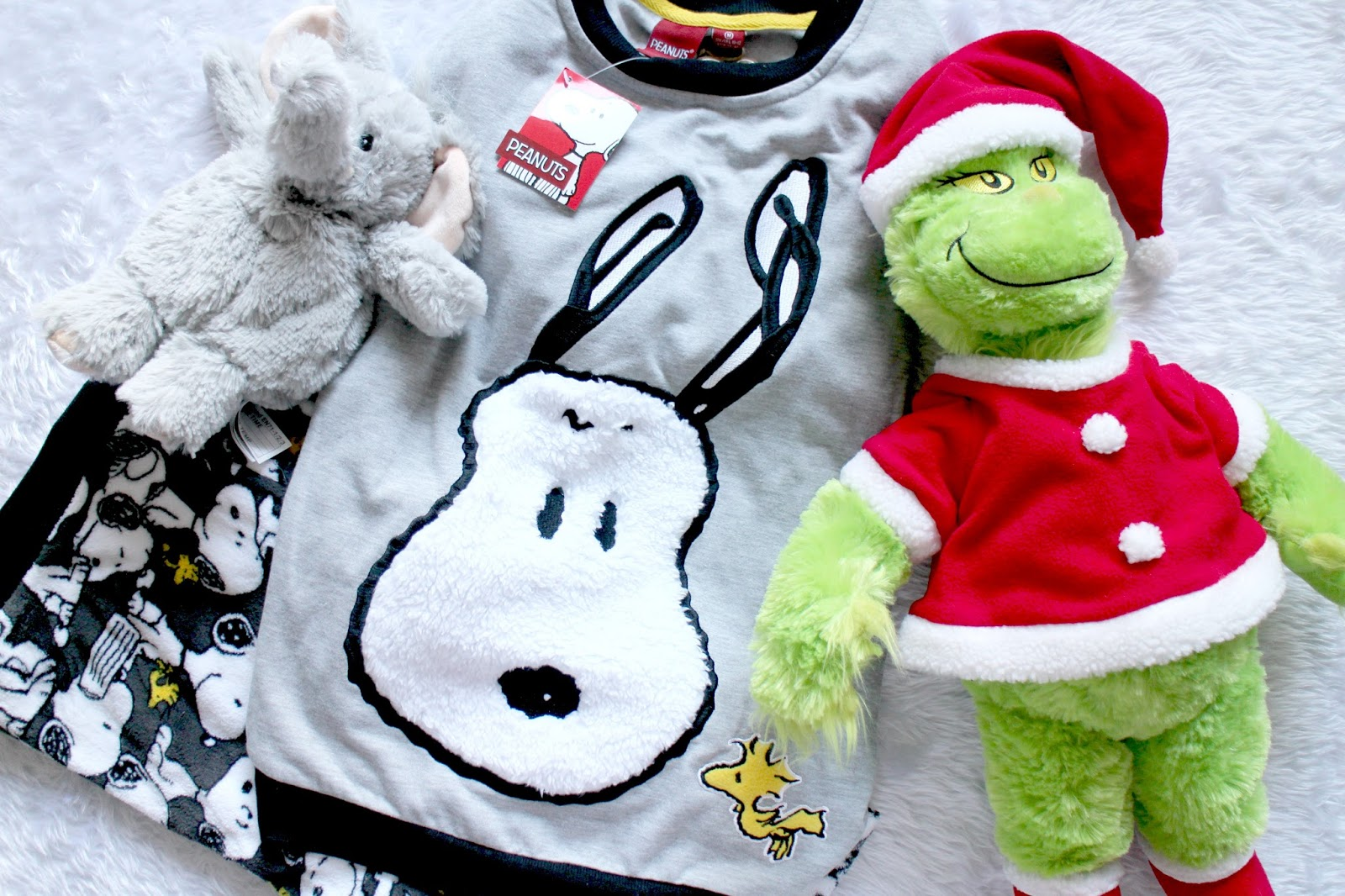 Primark Snoopy Pyjamas The Grinch Build-A-Bear