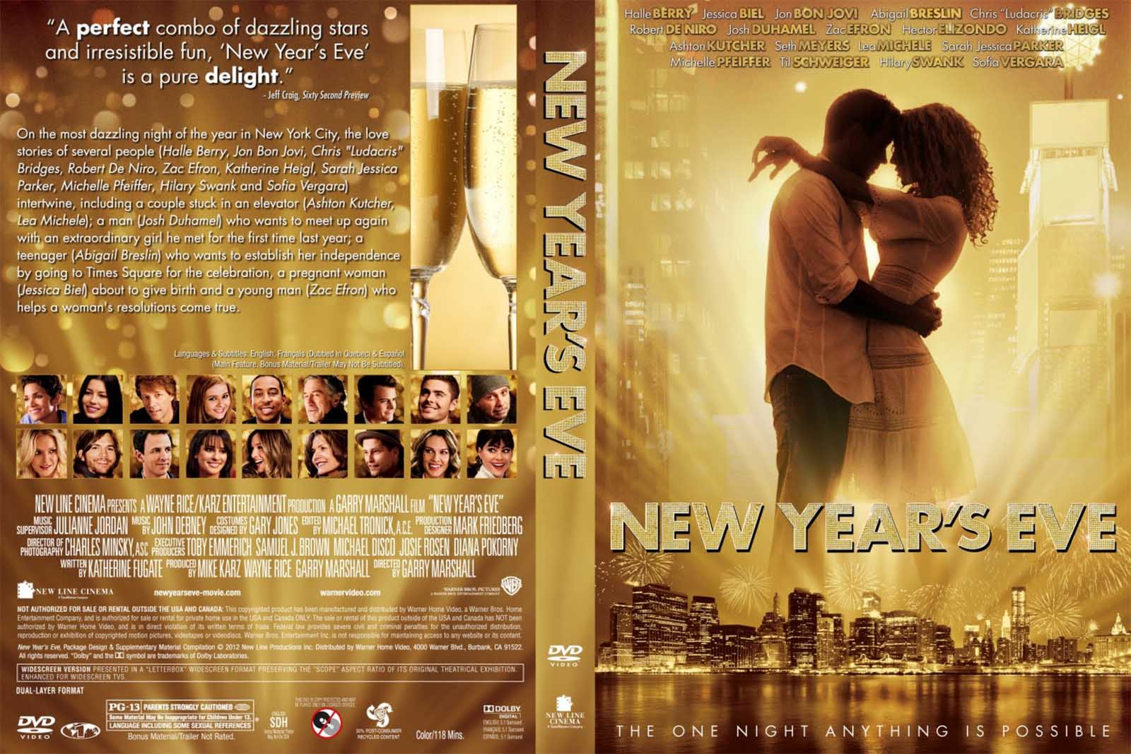 Song from sex and the city movie new year s eve