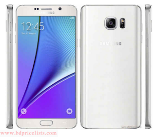 Samsung Galaxy Note 5 Specification , Reviews And Price In Bangladesh