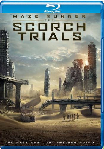 Maze Runner The Scorch Trials 2015 English BluRay Download