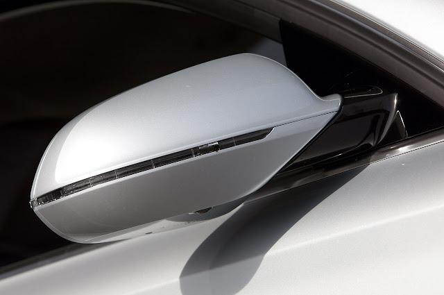 зеркало заднего вида Audi A8 Hybrid 2012 года
