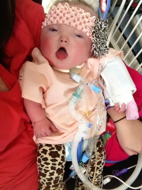 October 18, 2013...Rocking My Hospital Gown | Hanging on Hope
