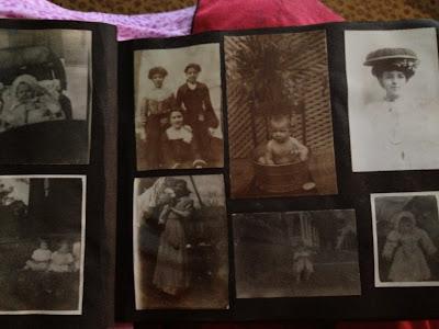 Olive Tree Genealogy Blog: WW 1 Photo Album Archive pages 9 & 10