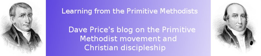 The Primitive Methodist Movement Blog