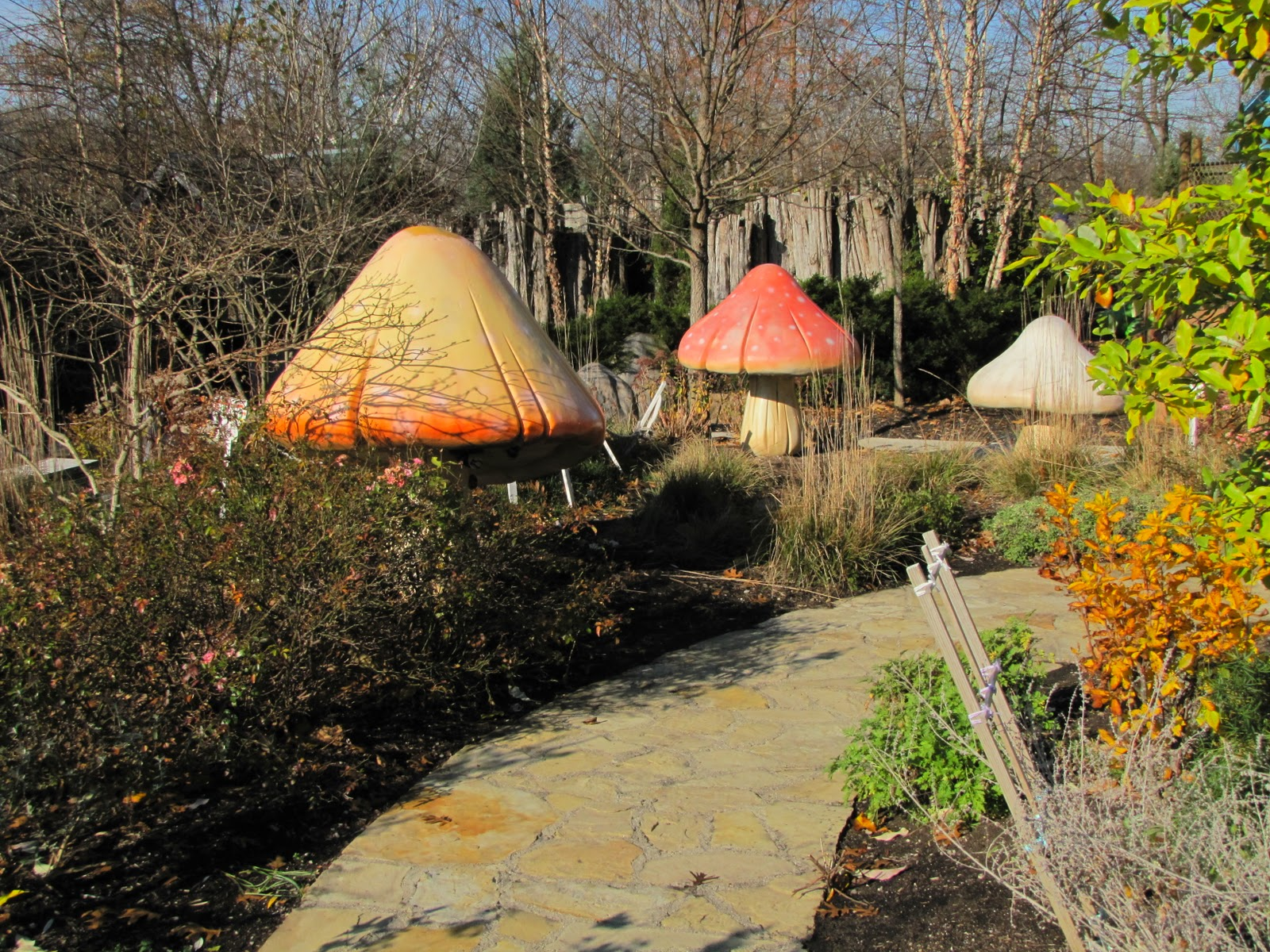 The Learning Landscape: Giant Treehouse, Outdoor Trains and Lots ...