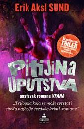 """Novi roman """"Pitijina uputstva""""  Erika Aksl Sunda u izdanju Samizdata B92"""