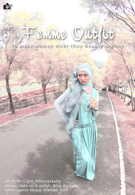 Latreizecha Hijab Street Style