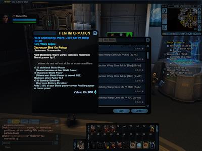 Star Trek Online - Field Stabilizing Warp Core