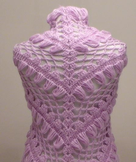 Free Knitting Patterns For Childrens Shawls : free knitting pattern: 2012 Knitting shawl patterns