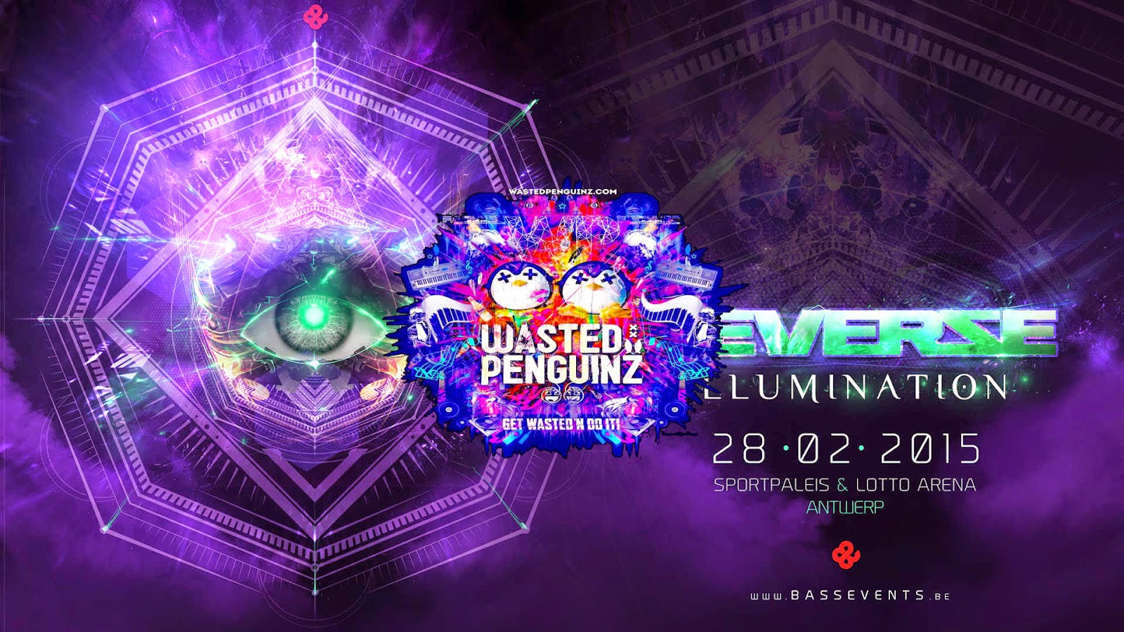 Wasted Penguinz @ Reverze 2015 Mainstage Thumbnail
