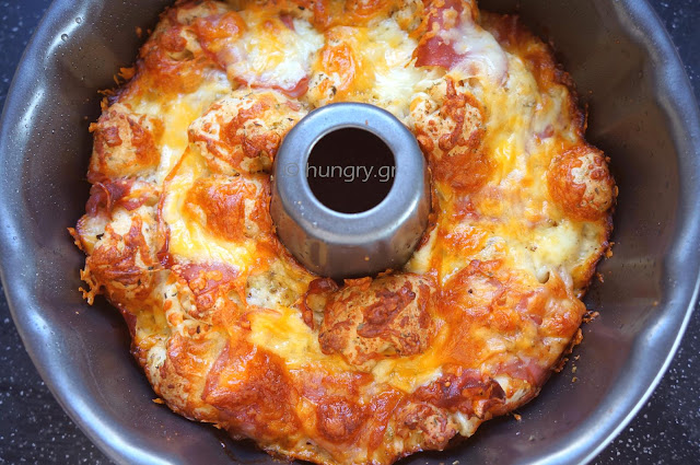 Pizza Monkey Bread