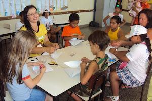 EDUCAÇÃO INFANTIL NA FEIRA CULTURAL