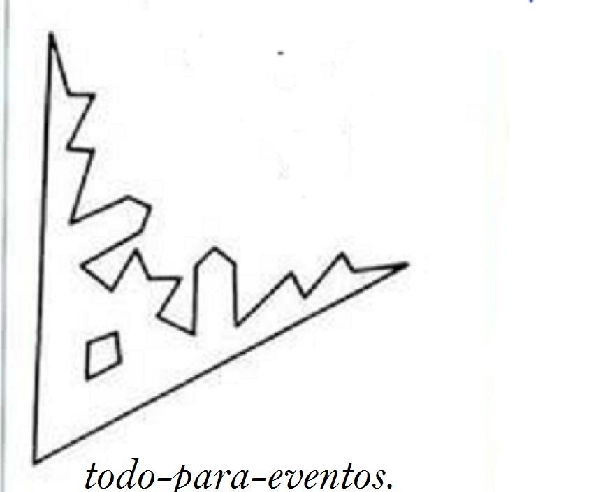 Todo Para Eventos: COPOS DE NIEVE.