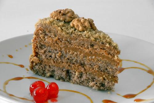 Torta de Nueces y Pecanas