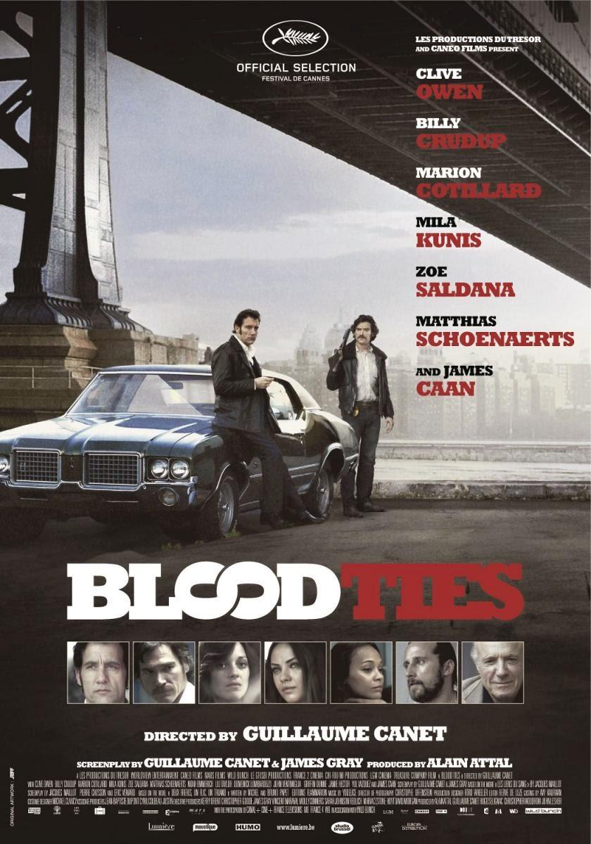 Lazos De Sangre 2013 [DvDRipAudioLatino][Thriller]