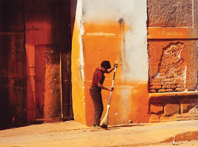 Manuel Alvarez Bravo - La couleur, 1966