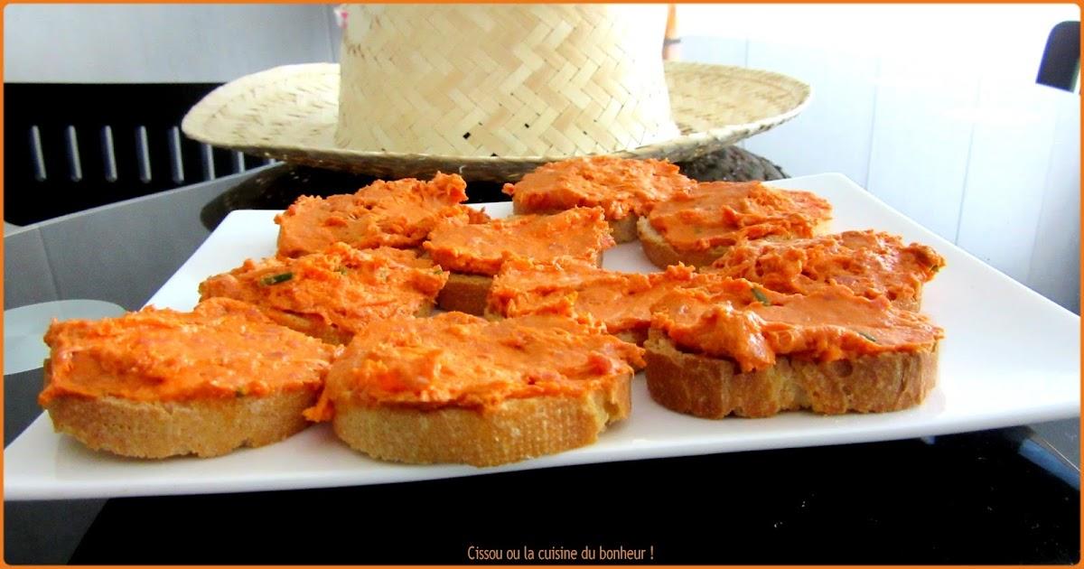 Cissou ou la cuisine du bonheur toasts au chorizo - Du bonheur dans la cuisine saint herblain ...