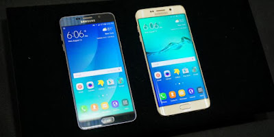 Galaxy S6 Edge Plus dan Galaxy Note 5 Dilancarkan Samsung