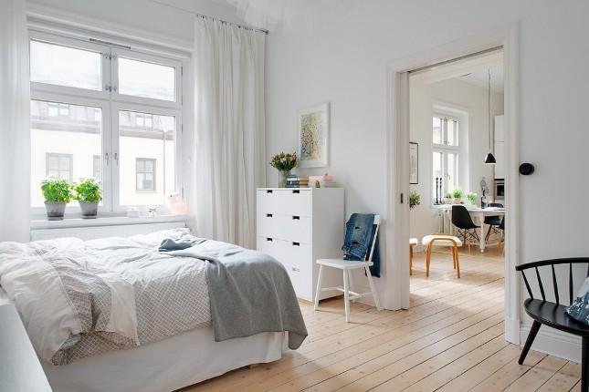 Apartamento nórdico femenino . La Garbatella: blog de decoración low ...