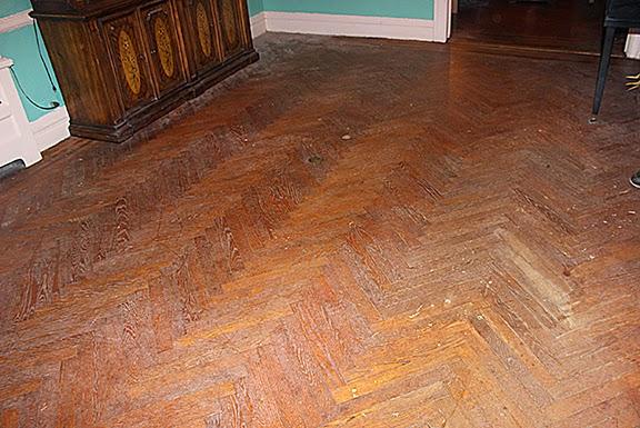 Sandless Floor Refinishing NY