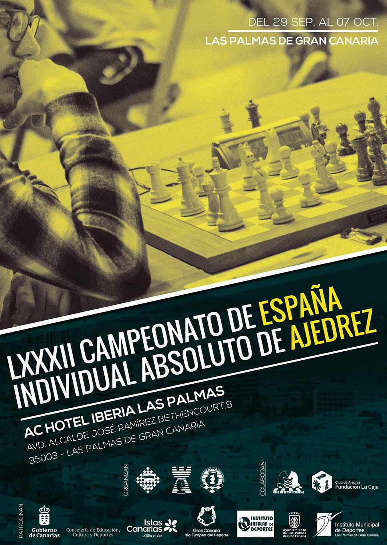 LXXXII Campeonato Absoluto de España