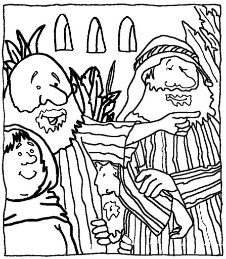 zaqueo coloring pages - photo #22