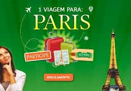 Promoção Bon Voyage à Paris - Água Rabelo
