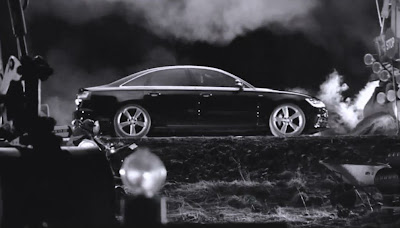 New Audi A6 BiTDI Bi-Turbo Diesel Commercial
