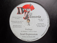 Soul Expression – Feelings (VLS) (1994)