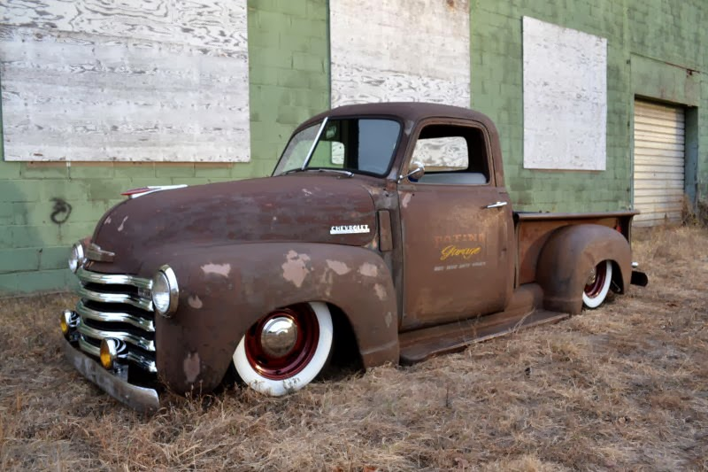 1950 54 Chevy Trucks For Sale
