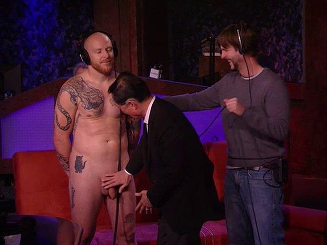 Howard k stern gay video