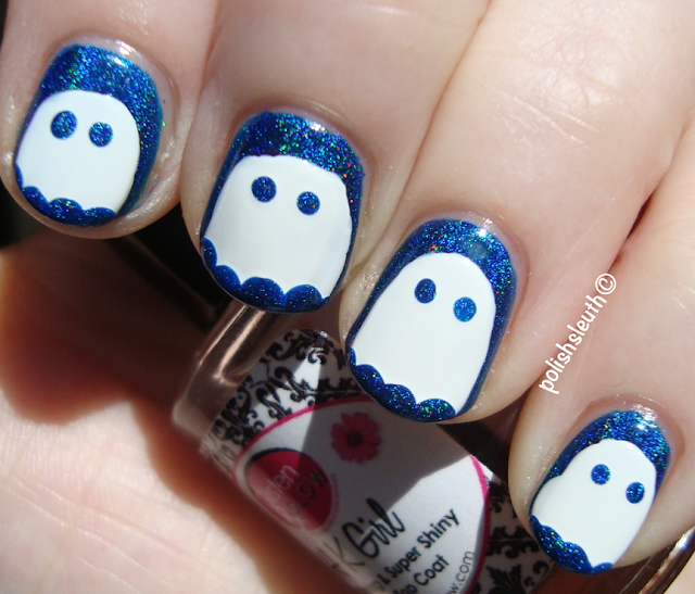 Cute Halloween Ghosts - FLASH