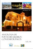 Participação na Antologia dos Poetas Brasileiros Contemporâneos-Volume 94